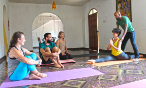 Yoga Teacher Training in Goa - 200 hour Yoga Teacher Training