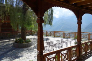Yoga Courses in India, Naggar Castle